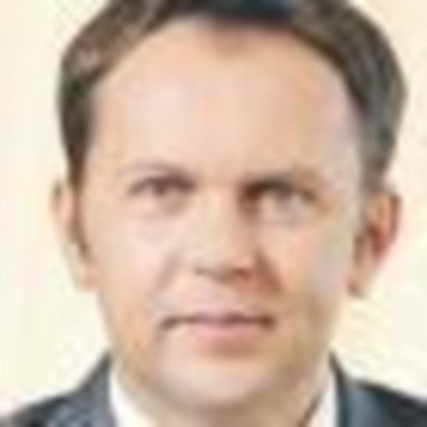 Tomasz Ślepowroński, dyrektor zarządzający ALD Automotive Fot. Archiwum