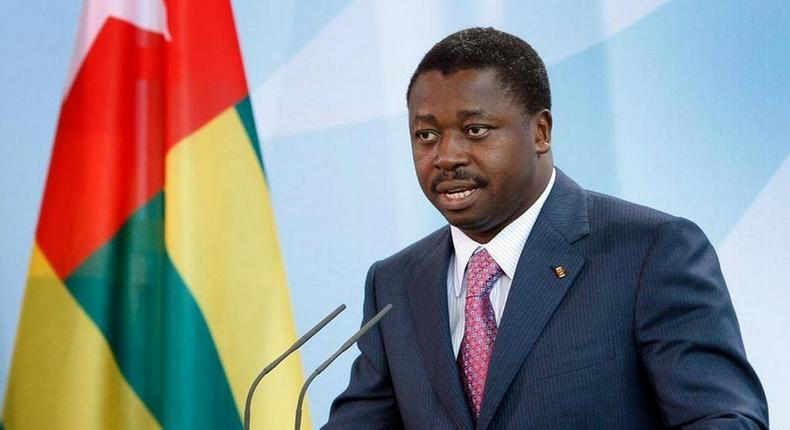 Faure Gnassingbé, President of the Republic of Togo,