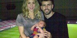 Urodził się drugi syn Pique i Shakiry!