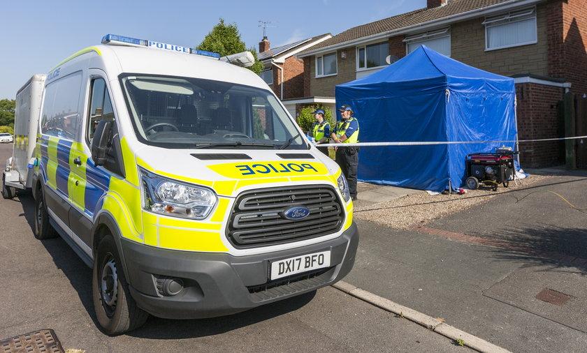 Polak ranny w strzelaninie w Croydon walczy o życie