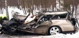 Cała rodzina zginęła w wypadku!