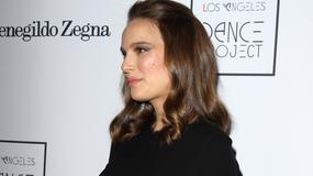 Natalie Portman w zaawansowej ciąży na gali w Los Angeles. Aktorce towarzyszył przystojniak
