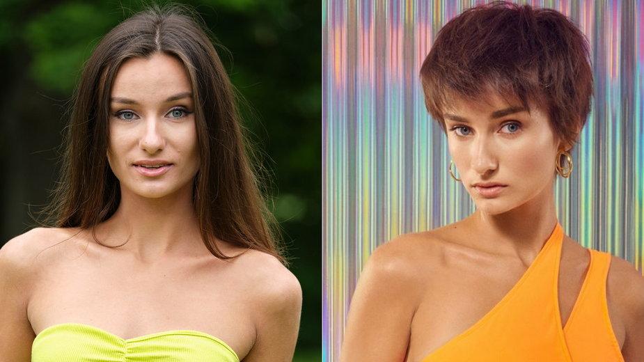 """Olga z dziesiątej edycji """"Top Model"""" przeszła metamorfozę"""