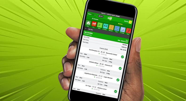 Lucky Taveta man outrageously predicts 4 correct scores winning thousands