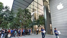 Apple otwiera salon w Singapurze