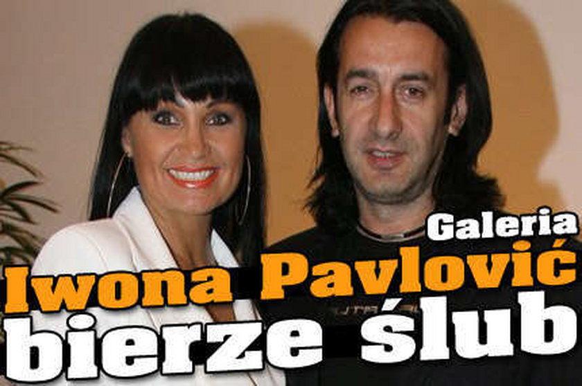Pavlović wychodzi za mąż. FOTOGALERIA