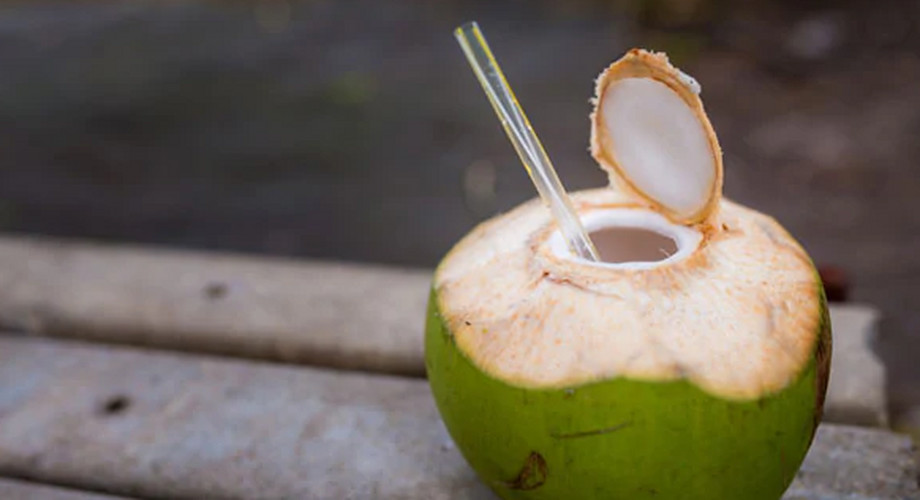 Why you should start drinking coconut water now!