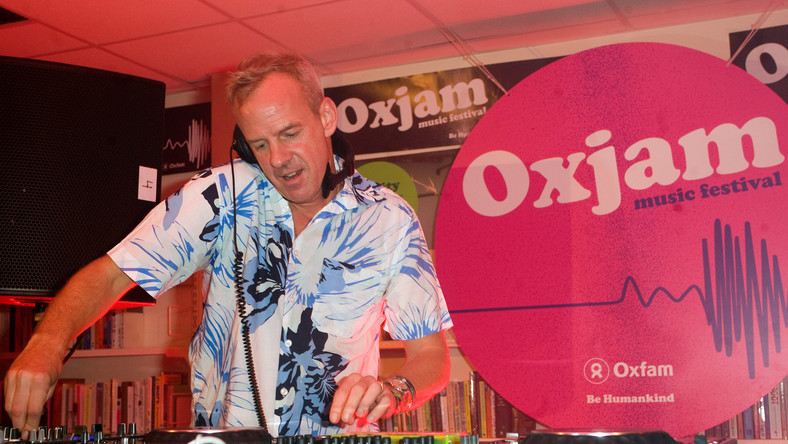 Fatboy Slim (fot. Getty Images)