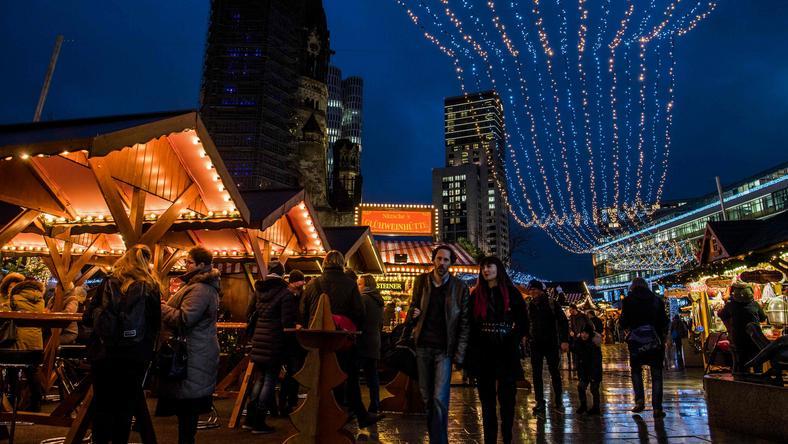 Berliński jarmark świąteczny