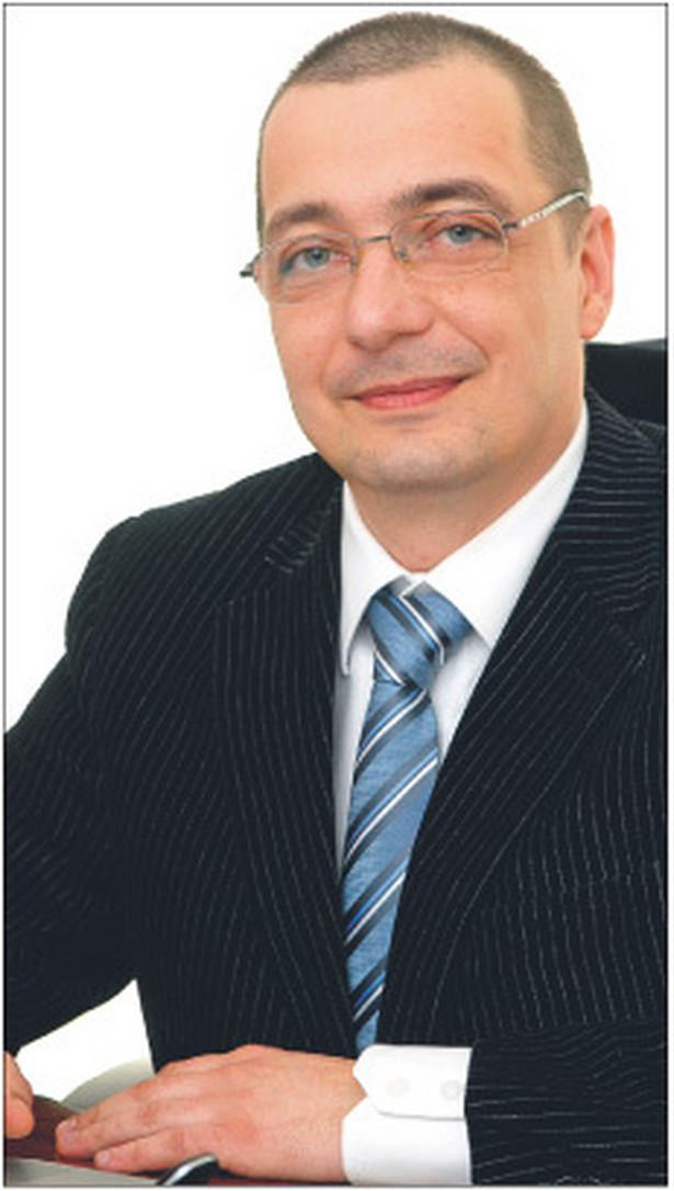 Rafał Janiszewski, ekspert ds. ochrony zdrowia, kancelaria prawna Rafał Janiszewski Fot. Arch.