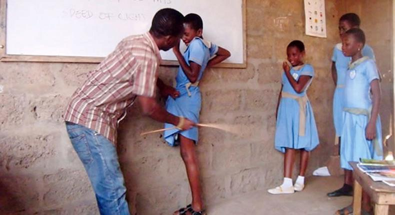 Ghana Education Service bans corporal punishment in schools