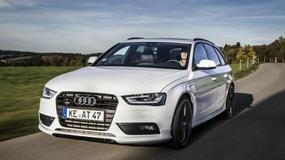 Bardziej sportowe Audi A4