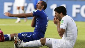 """Nie tylko Suarez jest piłkarskim """"gryzoniem"""""""