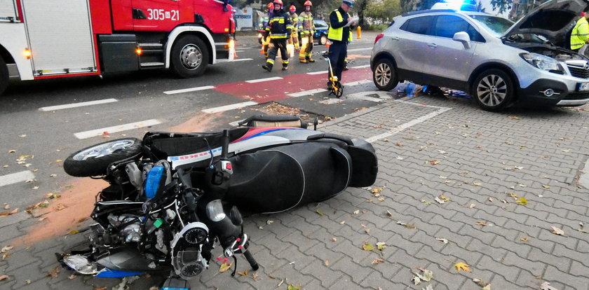 Znany ratownik miał wypadek. Nieoficjalnie: jego stan jest ciężki