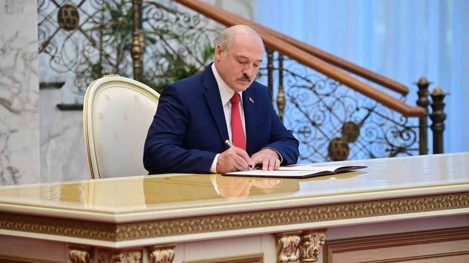 Inauguracja Aleksandra Łukaszenki
