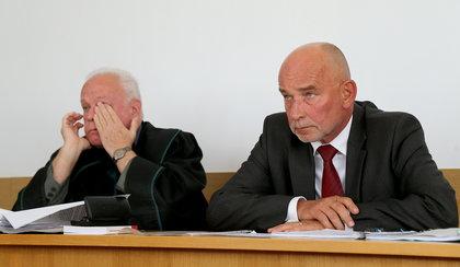 Jan Tajster skazany