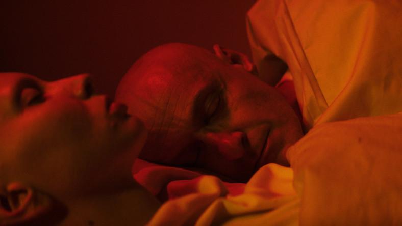 """Kadr z filmu """"Serce miłości"""""""