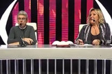 Saša Popović i Snežana Đurišić