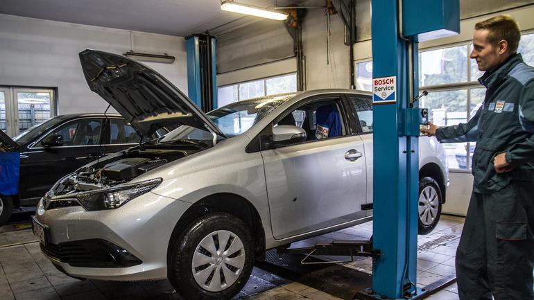 Przegląd z Auto Światem w serwisie Bosch Car Service