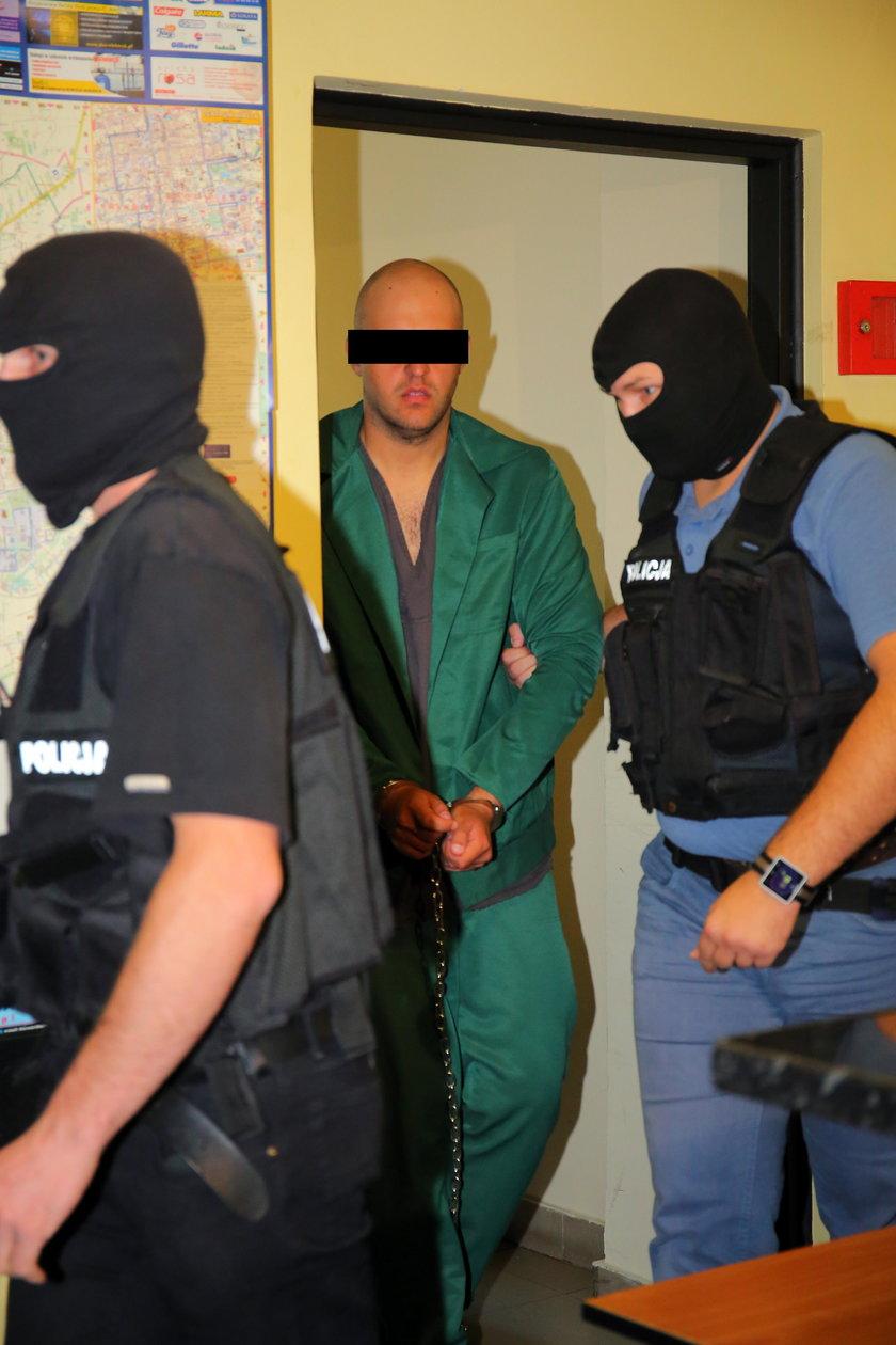 Wstrząsające kulisy zbrodni w Łodzi. Szaleństwo mordercy, działał jak w amoku