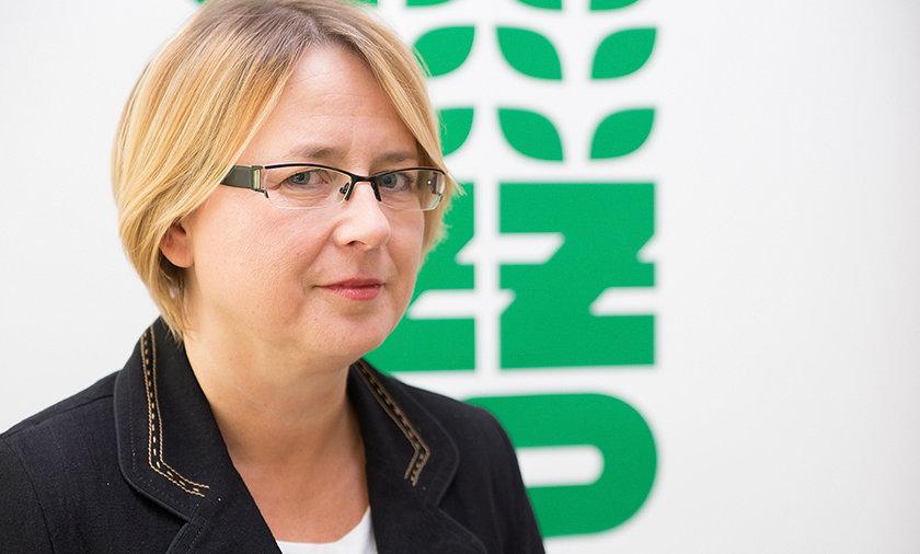 dr Katarzyna Stoś, prof. nadzw. Instytutu Żywności i Żywienia