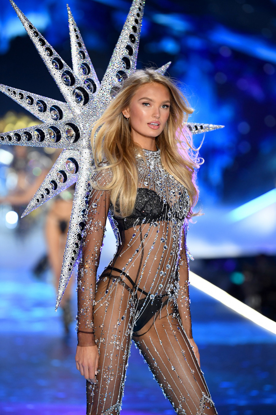 Victoria''s Secret 2018 / Dimitrios Kambouris GettyImages