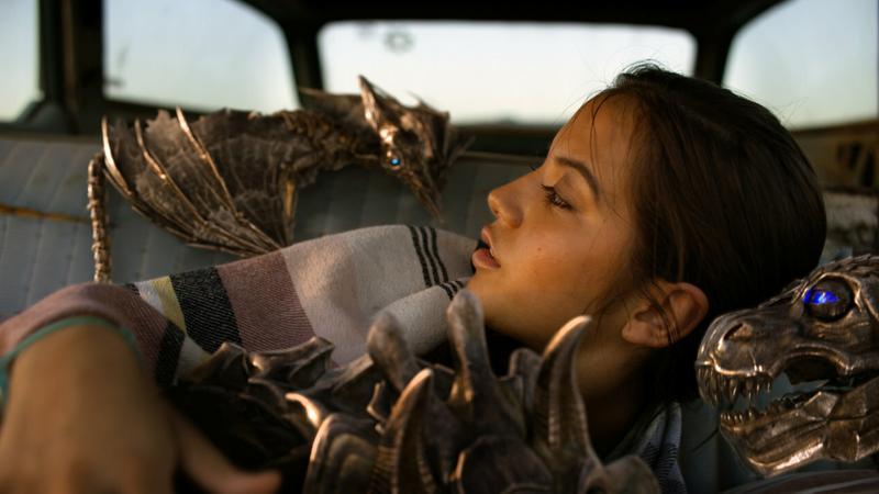 """""""Transformers: Ostatni Rycerz"""" - kadr z filmu"""