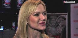 Joanna Majstrak lubi klimat sado-maso
