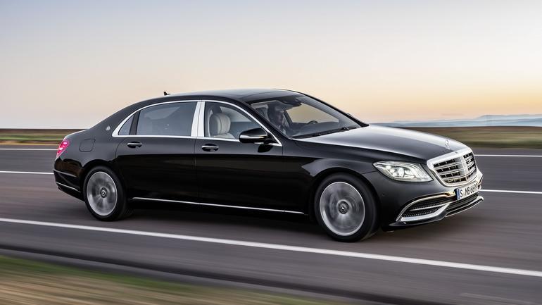 Mercedes klasy S Maybach