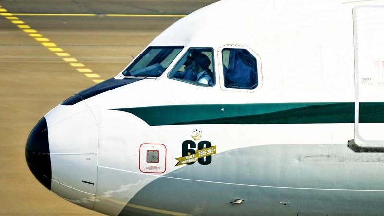 Airbus A320 Pakistańskich Linii Lotniczych