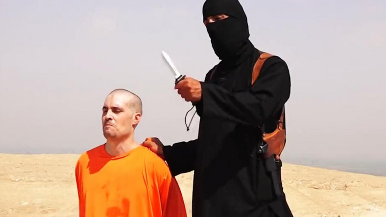 Amerykański dziennikarz James Foley brutalnie zamordowany w Syrii. Film z egzekucji jest w internecie