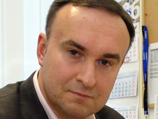 Michał Kobosko, szef portalu Project Syndicate Polska, dyrektor Atlantic Council Polska