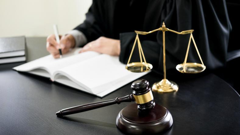 Sąd sądownictwo prawo wyrok prokuratura law justice