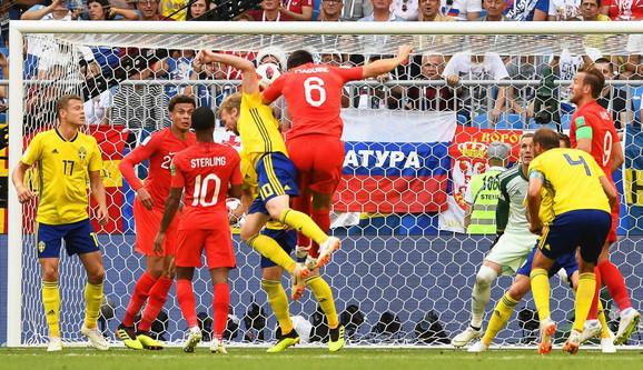 Pogodak za Englesku