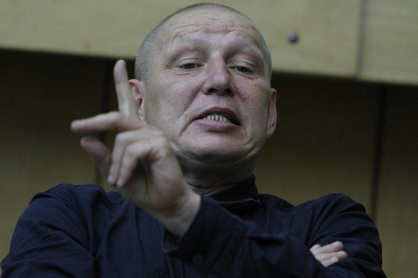 Krzysztof Jackowski - jasnowidz z Człuchowa