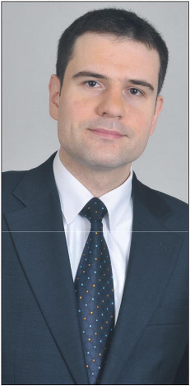 Piotr Sarnecki, ekspert rynku pracy, PKPP Lewiatan Fot. Arch.