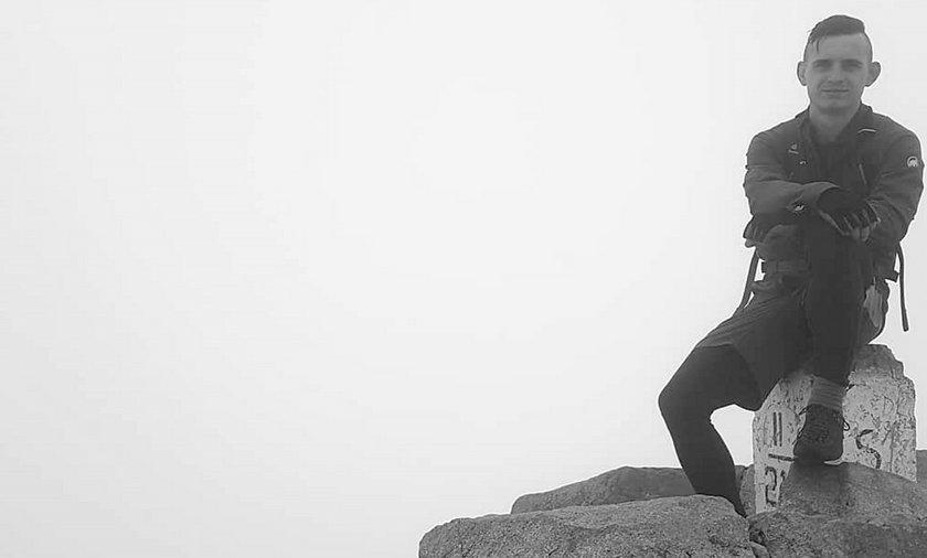 Polski zawodnik MMA zginął w Alpach w Wielki Piątek. Żegnają go przyjaciele