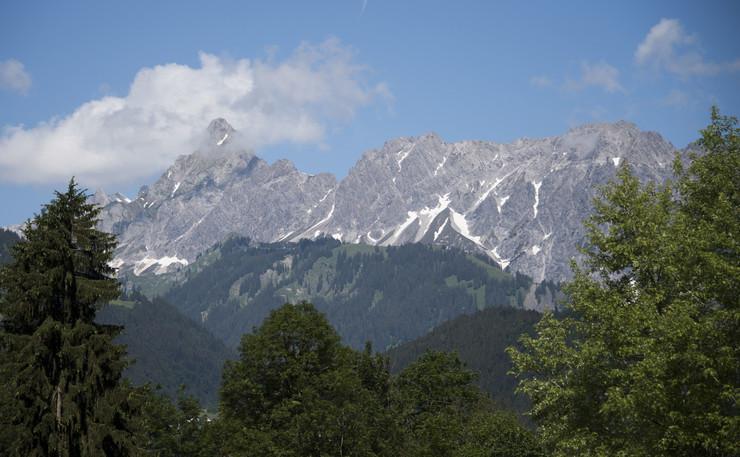 Forarlberg austrija alpi