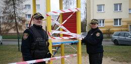 Strażnicy sprawdzają place zabaw!