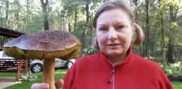 Taaakie grzyby przysłali nasi Czytelnicy
