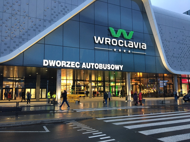 dworzec pks wrocław