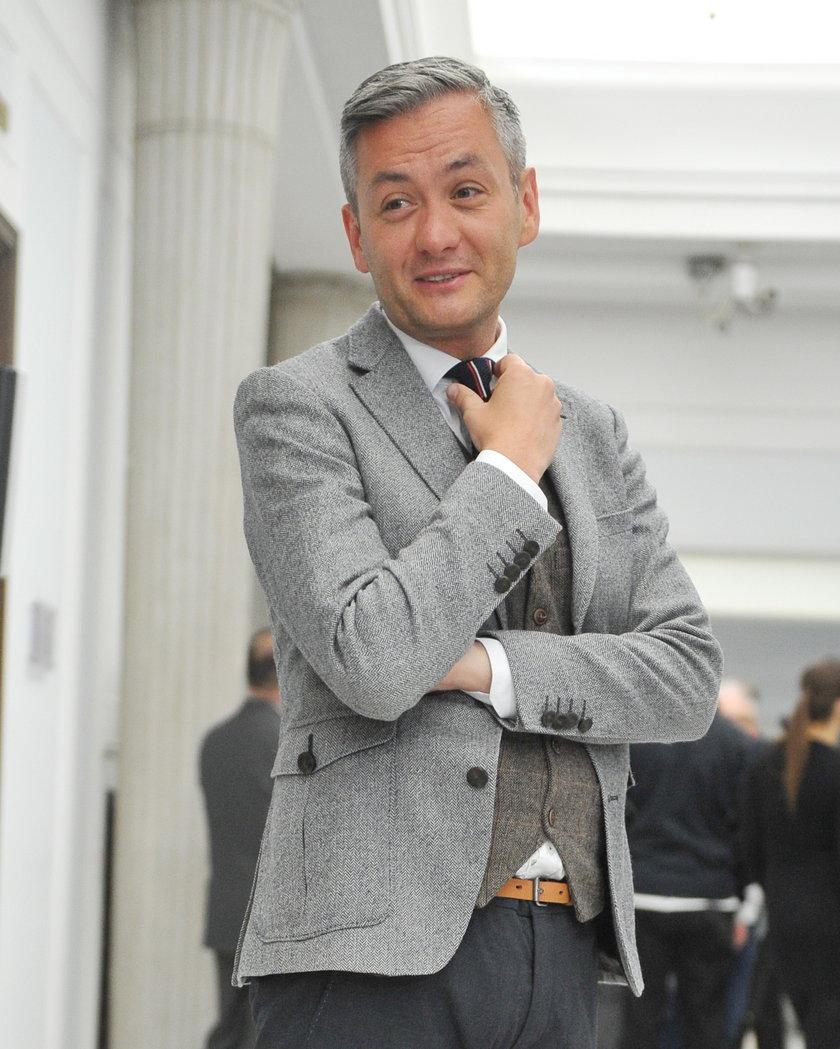 Robert Biedroń od roku jest prezydentem Słupska