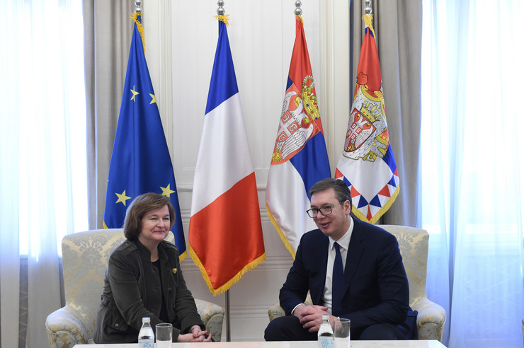 Francuska ministarka o izjavi da u sadašnjoj EU NEMA PROŠIRENJA: To su reči prijatelja, drugačije bi bilo nepošteno reći