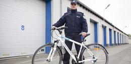 Policjanci dostali rowery