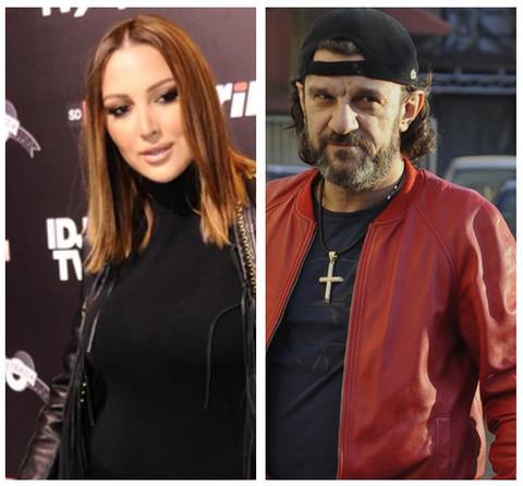 Aleksandra Prijović progovorila o SUKOBU sa Acom Lukasom: 'MOŽE OTAC DA MI BUDE!'