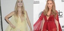 Halina Mylnkova kopiuje Jennifer Lopez?