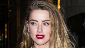 Amber Heard nie założyła biustonosza