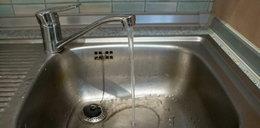 Skażona woda w 14 miejscowościach. Nie nadaje siędo picia