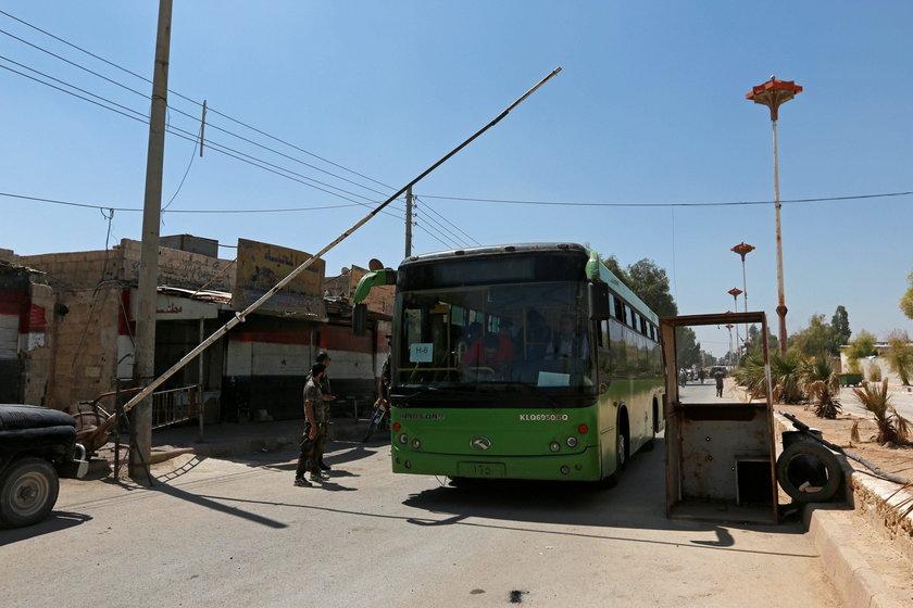 Uchodźcy z Tarnowa wrócili do Damaszku