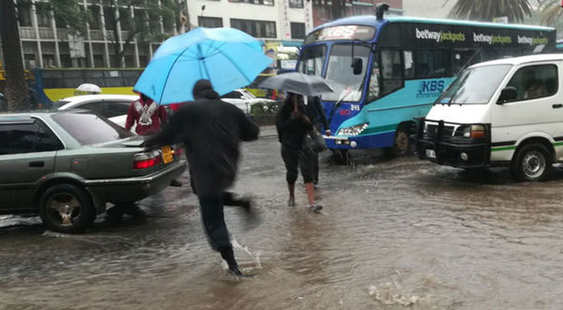 Weather check: Met department forecasts intense rains over the weekend